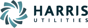 Harris Utilities logo